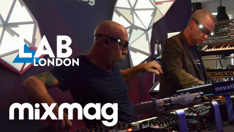 ORBITAL (LIVE) in The Lab LDN