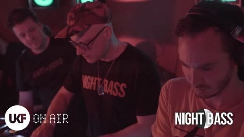 Shift K3Y b2b Riddim Commission - UKF On Air x Night Bass 2018 (DJ Set)