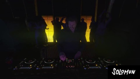 Solomun at GTA After Hours #Periscope #Techno #music