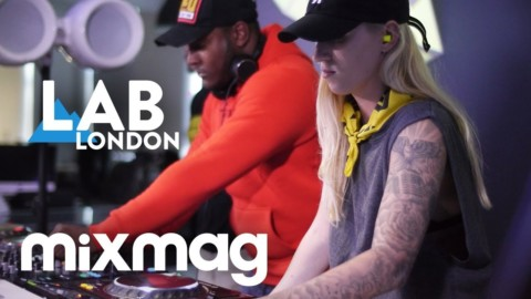 TQD bumping UK garage in The Lab LDN