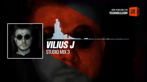 @ViliusJmusic - Studio Mix 3 #Periscope #Techno #music
