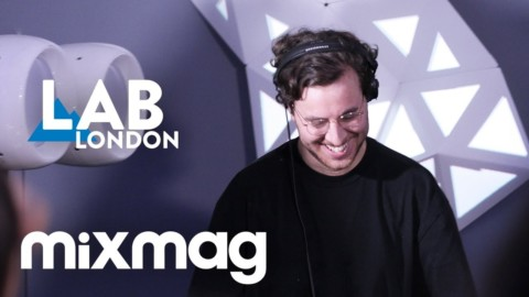 DJ BORING killer house set in The Lab LDN