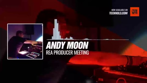 @djandymoon - REA Producer Meeting #Periscope #Techno #music