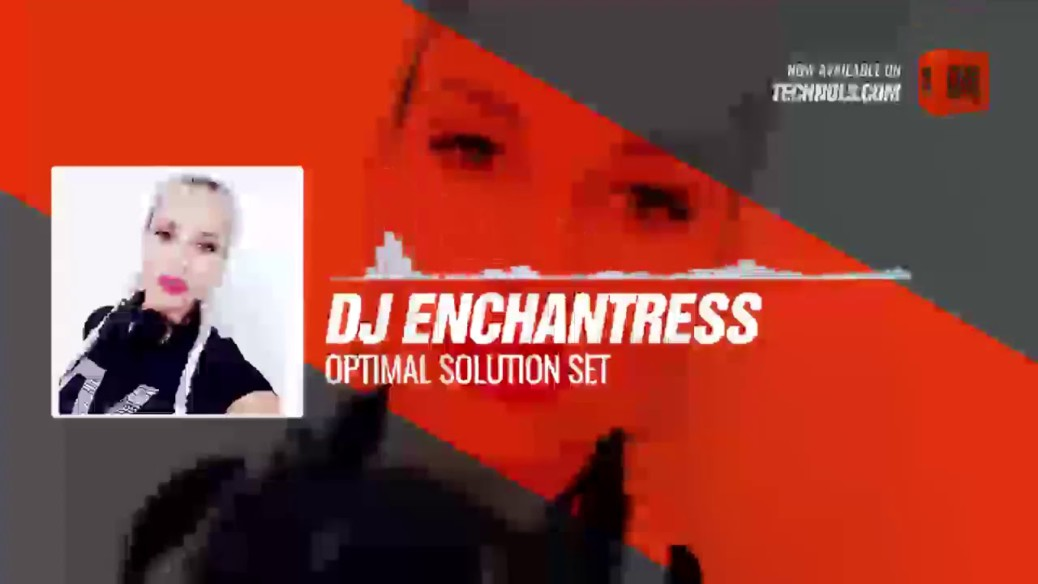 @djEnchantress - Optimal Solution Set #Periscope #Techno #music