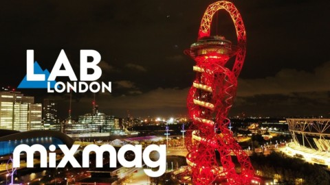 HORSE MEAT DISCO in The Lab LDN - ArcelorMittal Orbit special