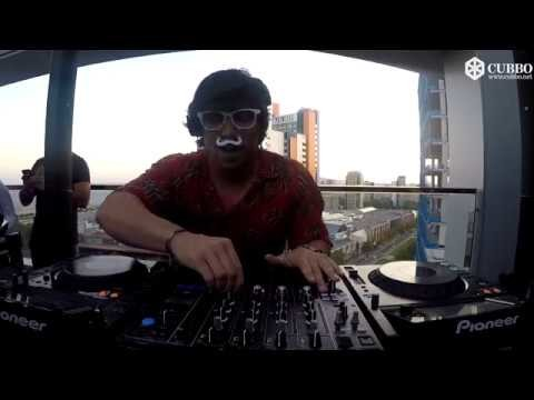Lexlay - Happy Techno Open Air - Pool Party Edition - Barcelona (ES) - 22/09/18