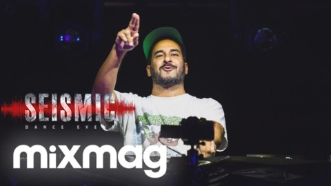 ARMAND VAN HELDEN classic house set at Seismic Dance Event in Austin Texas