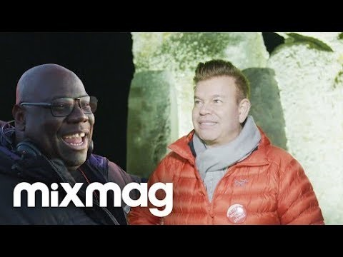 PAUL OAKENFOLD & CARL COX Behind The Scenes at Stonehenge