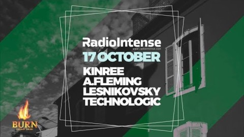 Technologic - Live @ Radio Intense 17.10.2018