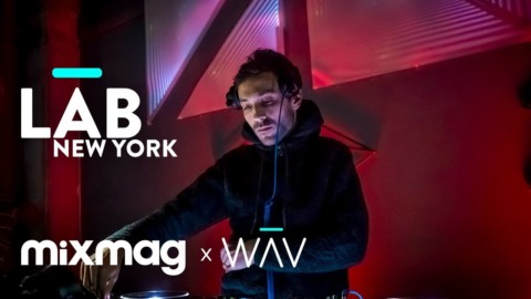 BRODINSKI in The Lab NYC