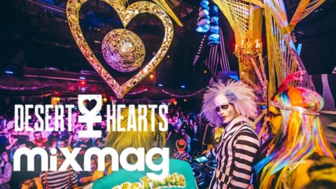 Desert Hearts presents: MIKEY LION from Haunted Hearts Halloween party