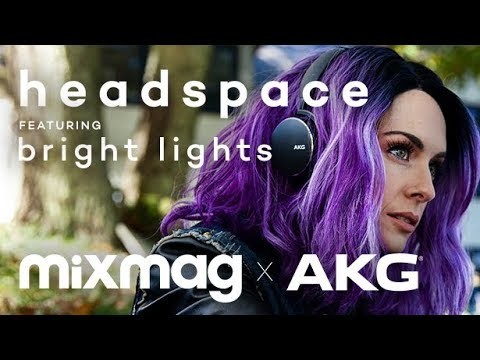 Bright Lights Found Her First Home in Dance Music | HEADSPACE by AKG and Mixmag