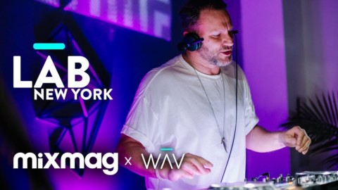 MARK KNIGHT in The Lab NYC