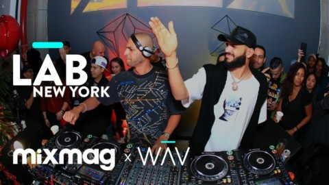 MARTINEZ BROS in the Lab NYC