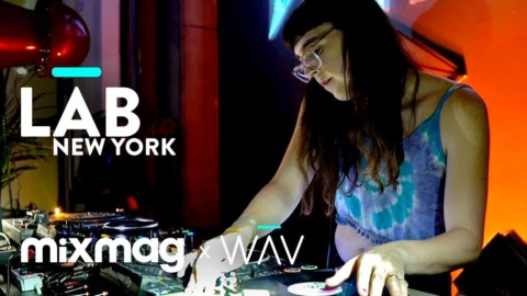 OCTO OCTA house set in The Lab NYC