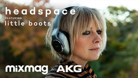 Little Boots Loves The Character Of Old Gear   HEADSPACE by AKG and Mixmag