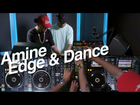 Amine Edge & DANCE - DJsounds Show 2018