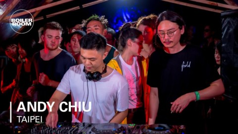 Andy Chiu Minimal & Techno Mix | Boiler Room Taipei