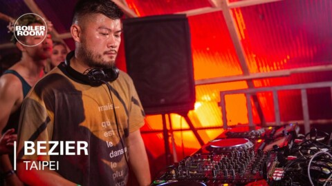 Bezier Techno Mix | Boiler Room Taipei