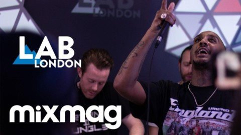 CHASE & STATUS in The Lab LDN