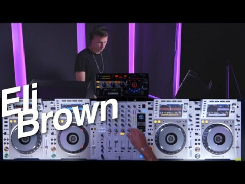 Eli Brown - DJsounds Show 2018