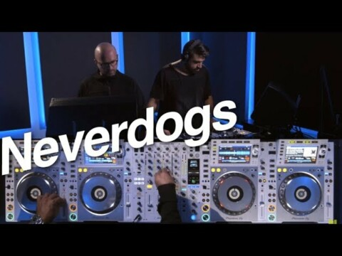 Neverdogs - DJsounds Show 2018