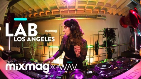 NINA LAS VEGAS in The Lab LA