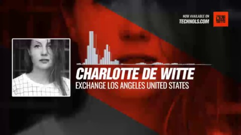 Charlotte De Witte - Exchange Los Angeles United States #Periscope #Techno #music