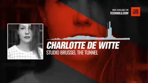 @CharlottedWitte - Studio Brussel The Tunnel #Periscope #Techno #music