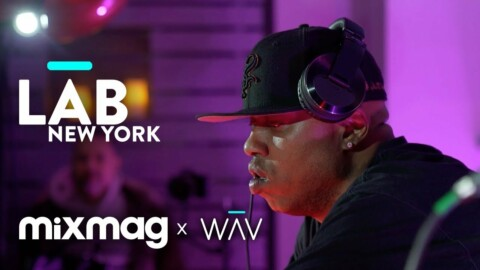 MIKE DUNN house set in The Lab NYC