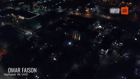 Omar Faison playing at WAH! Raleigh Noth Carolina by Subtek #Periscope #Techno #music