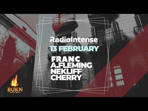 Cherry - Live @ Radio Intense 13.02.2019