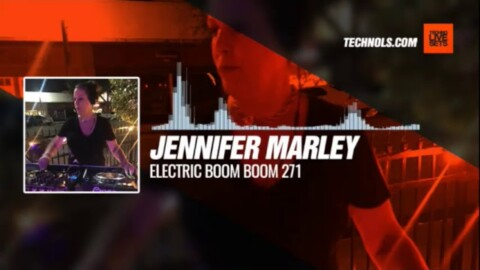 @djjennmarley - Electric Boom Boom 271 #Periscope #Techno #music