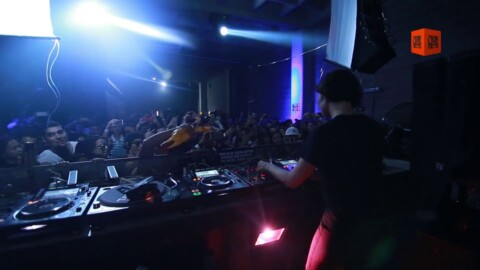 Nina Kraviz Playing Guetto Kraviz live at Mute Medellin Colombia
