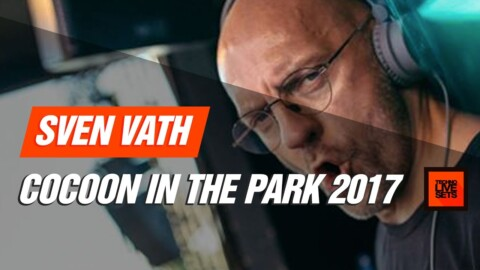 Sven Vath 2017 Cocoon in the Park Leeds 2017