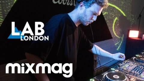 TRAUMER in The Lab LDN (minimal from Paris)