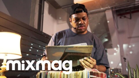 KERRI CHANDLER Classic Vinyl Tribute To His Father