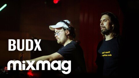 BUSY P B2B MYD Ed Banger Showcase at BUDX PARIS