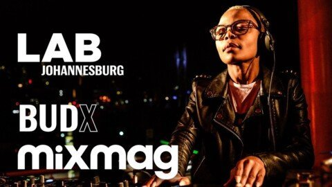 DJ Buhle smooth house set in The Lab Johannesburg