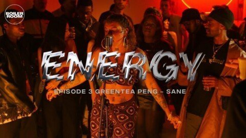 Greentea Peng - Sane | ENERGY | Boiler Room London