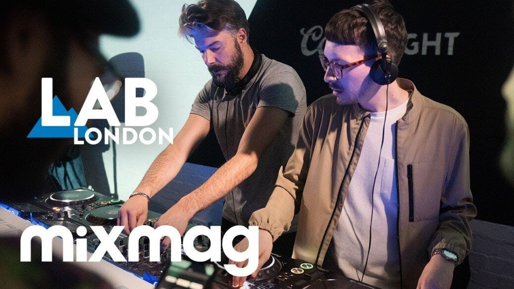Illyus & Barrientos in The Lab LDN [Toolroom Takeover]