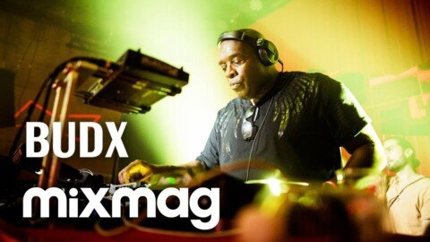 Kevin Saunderson deep techno set at BUDX Paris