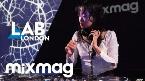 object blue experimental techno set in The Lab LDN