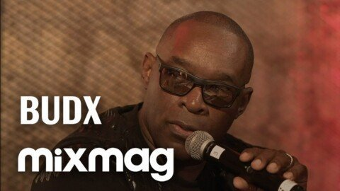 Techno History Lesson with KEVIN SAUNDERSON at BUDX PARIS