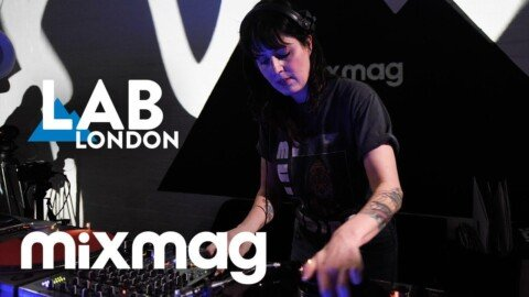 CINTHIE grooving house set in The Lab LDN