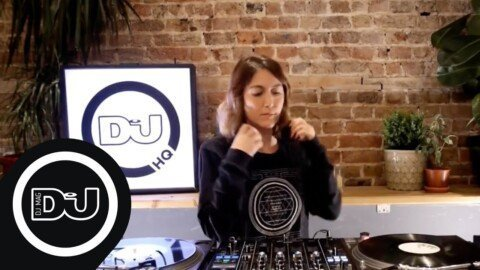 Francesca Lombardo Vinyl-Only DJ Set From #DJMagHQ