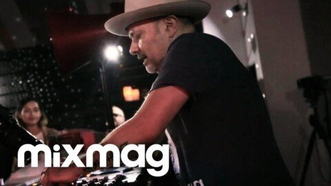 Louie Vega soulful house set in The Lab NYC