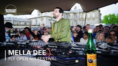 Mella Dee | Boiler Room x FLY Open Air 2019