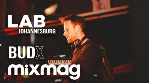 Ryan Murgatroyd live house set in The Lab Johannesburg