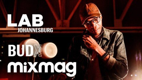 Trancemicsoul smooth afro house set in The Lab Johannesburg